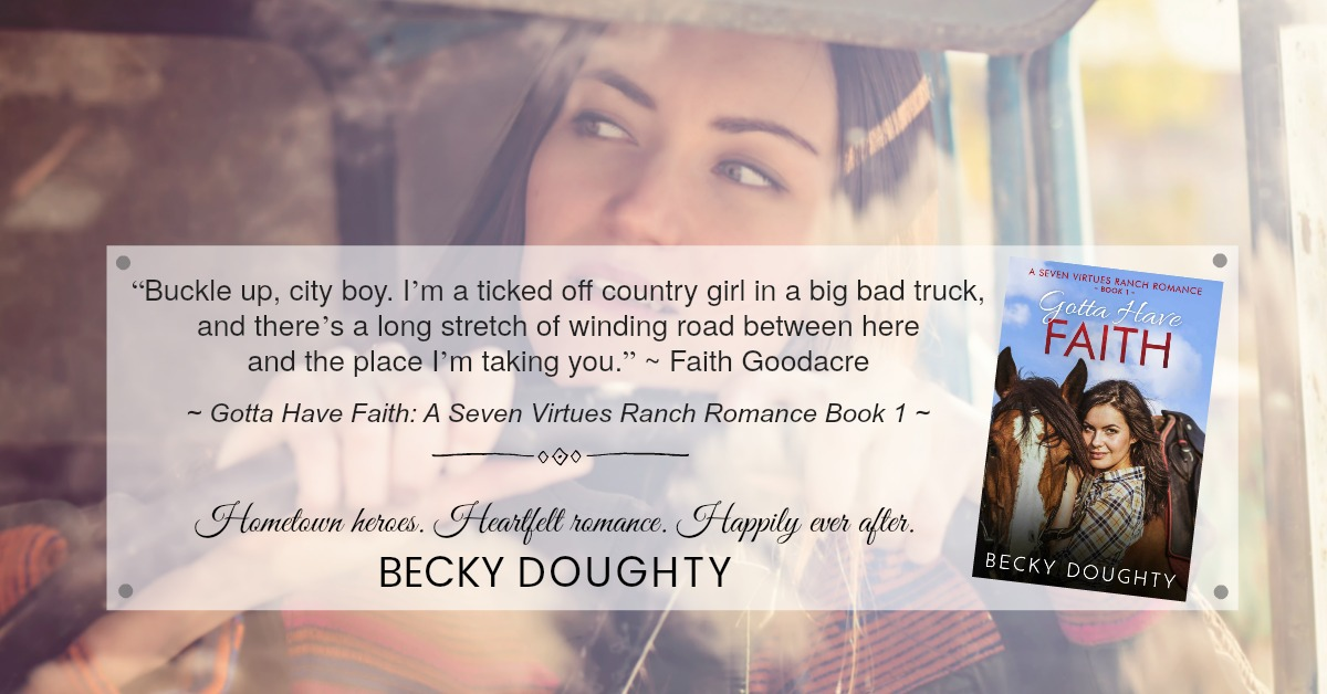 Ever Met A Riled Up Country Girl Becky Doughty
